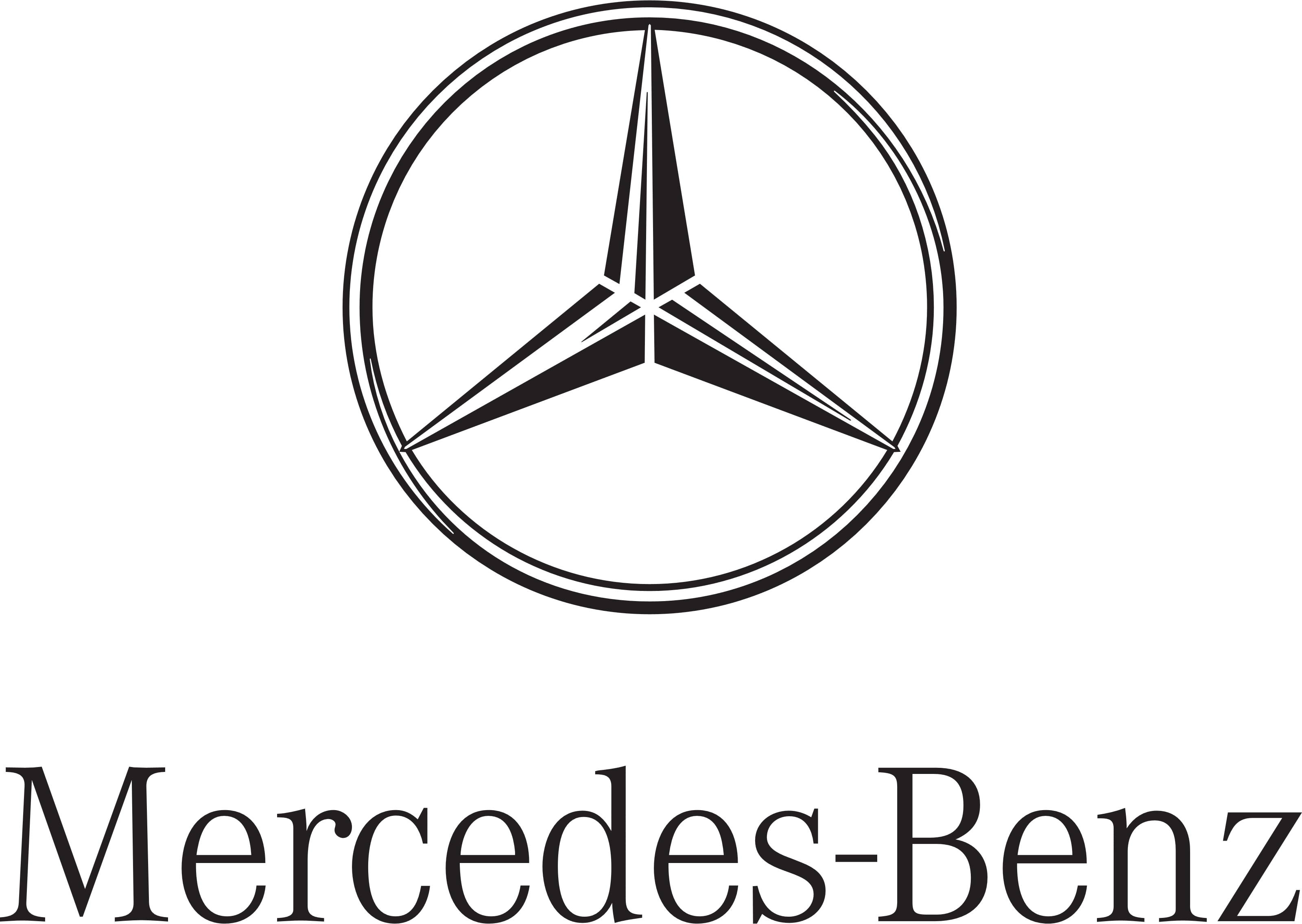 Mercedes Benz Logo Transparent - Used Cars of Bristol