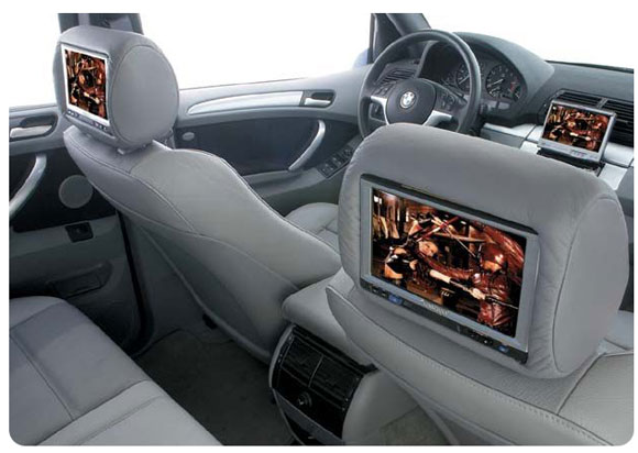 Headrest Dvd Player - Used Cars of Bristol