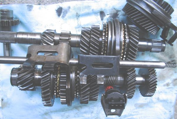 What is the Gearbox and how does it work?
