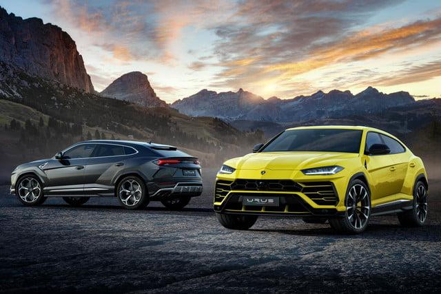 Brand New Lamborghini SUV!