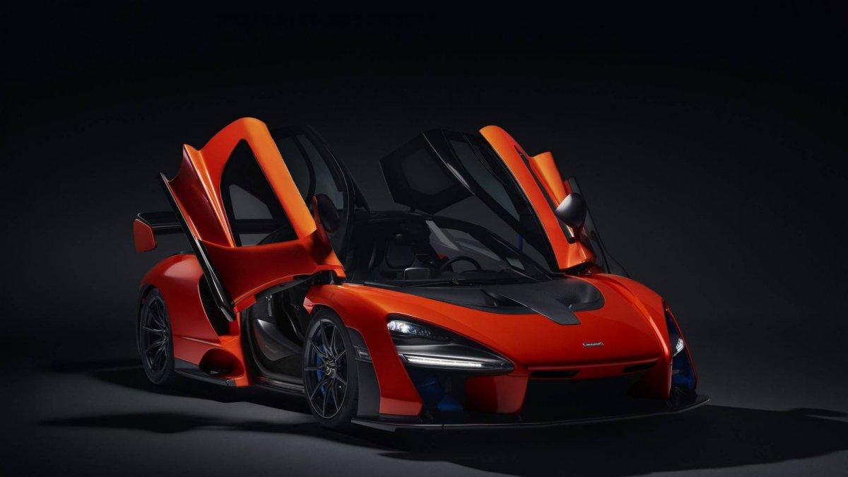 """McLaren """"P15"""" Senna"""