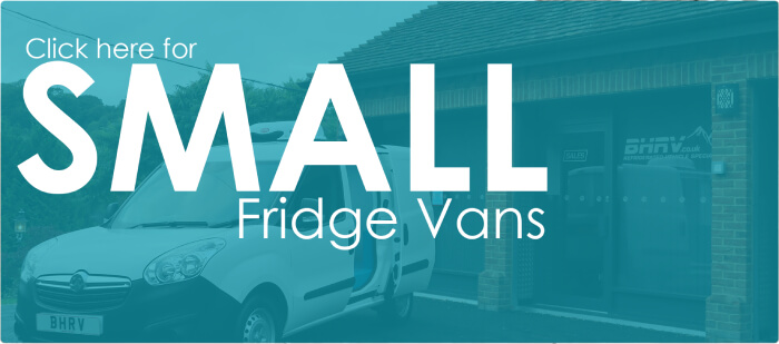 Small - BHRV Refrigerated Vans