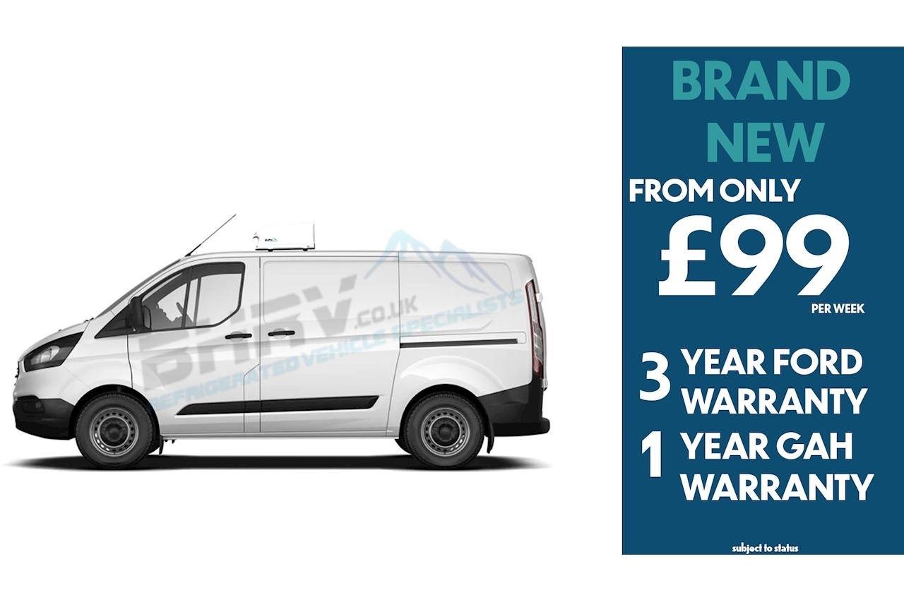 New Ford Transit Custom 280 L1 Refrigerated Freezer Van