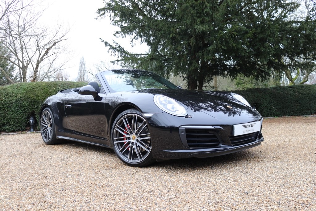 Porsche 911 Marlow Buckinghamshire 6510304 - Marlow Cars Ltd