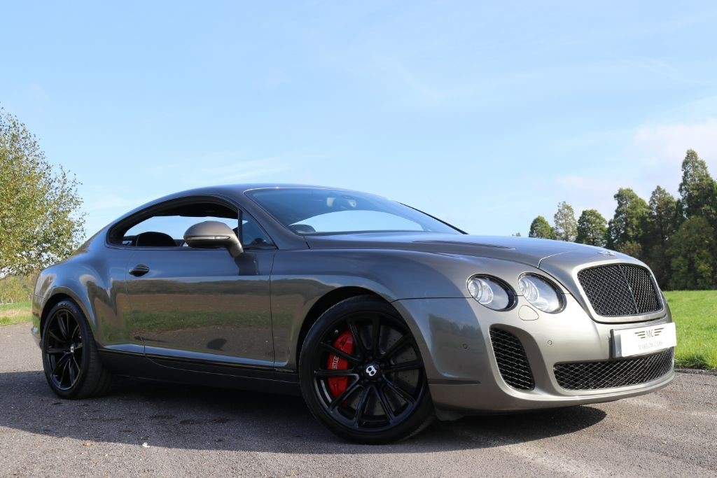 Bentley Continental Supersports Marlow Buckinghamshire 39947690 (1) - Marlow Cars Ltd