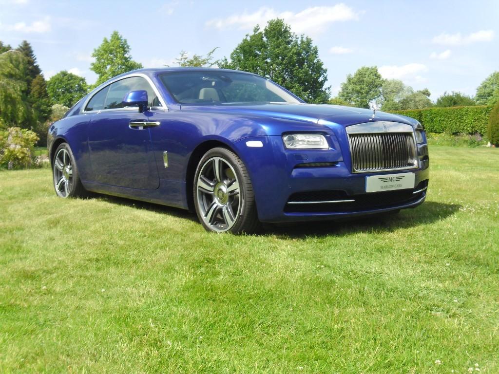 Rolls Royce Wraith Marlow Buckinghamshire 6545159 - Marlow Cars Ltd