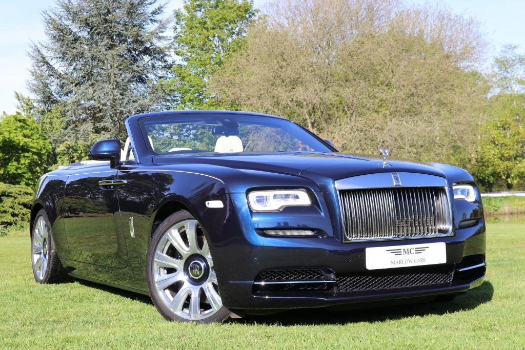 Rolls Royce Dawn Marlow Buckinghamshire 6416501 - Marlow Cars Ltd