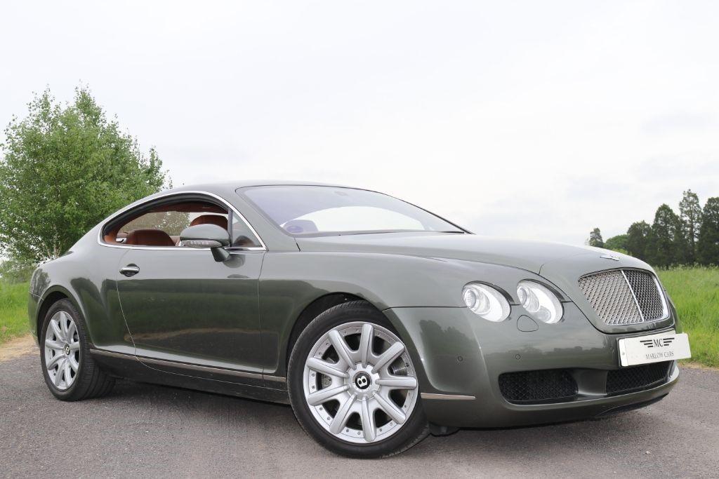 Bentley Continental Gt Marlow Buckinghamshire 38881318 - Marlow Cars Ltd