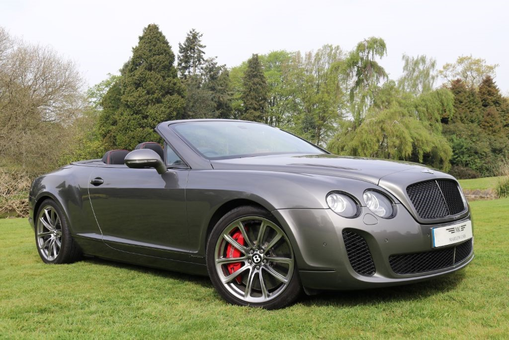 Bentley Continental Supersports Marlow Buckinghamshire 6413026 - Marlow Cars Ltd