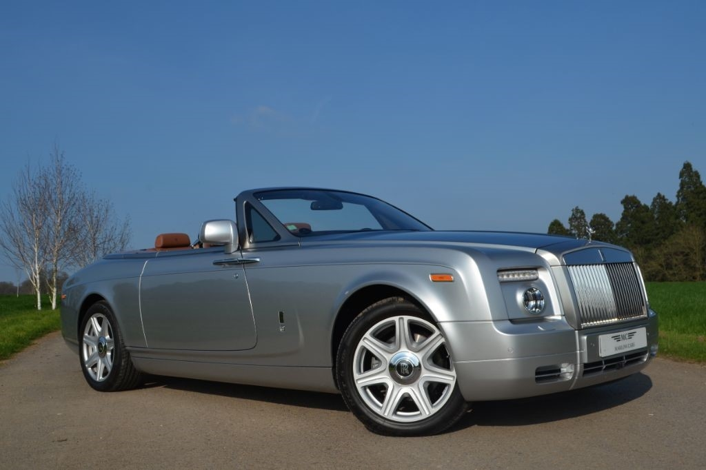 Rolls Royce Phantom Marlow Buckinghamshire 36300747 - Marlow Cars Ltd