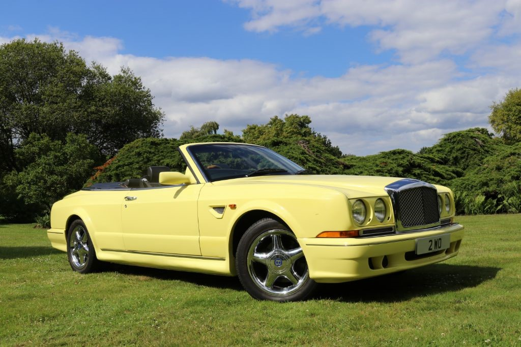 Bentley Azure Marlow Buckinghamshire 6427210 - Marlow Cars Ltd