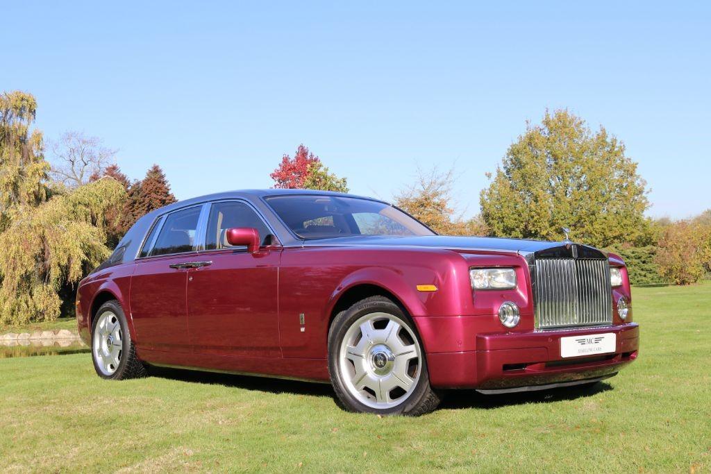 Rolls Royce Phantom Marlow Buckinghamshire 6371372 - Marlow Cars Ltd