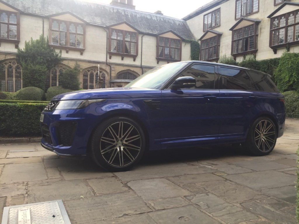 Land Rover Range Rover Sport Marlow Buckinghamshire 6452887 - Marlow Cars Ltd