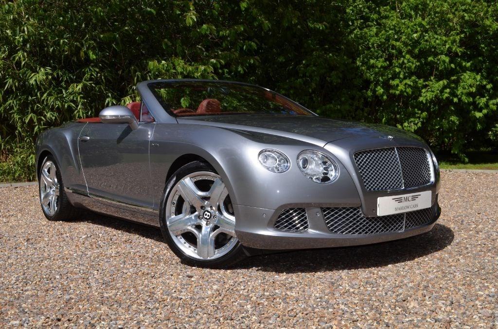 Bentley Continental Gtc Marlow Buckinghamshire 23766792 - Marlow Cars Ltd