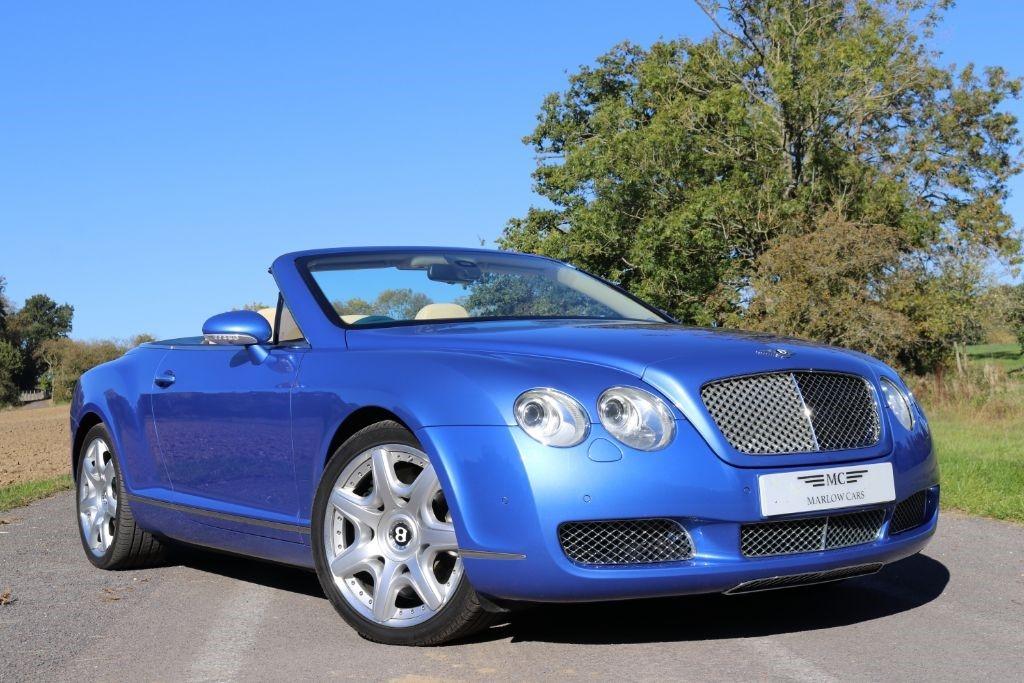 Bentley Continental Gtc Marlow Buckinghamshire 39892922 - Marlow Cars Ltd