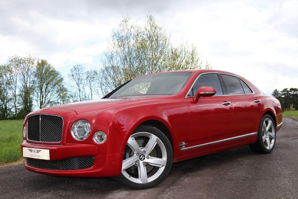 Bentley Mulsanne Marlow Buckinghamshire 38786002 (1) - Marlow Cars Ltd