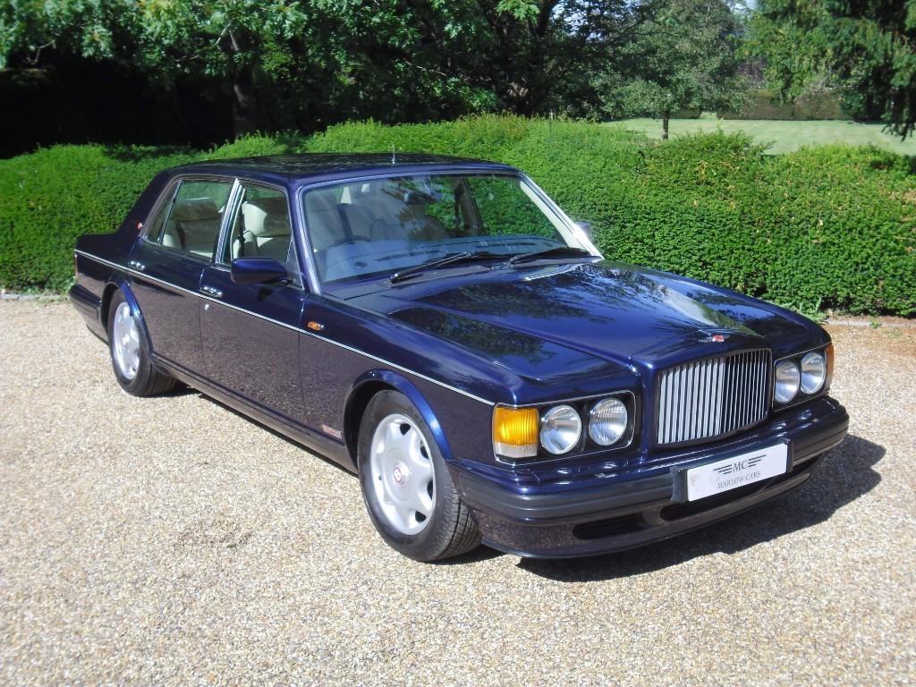 Bentley Turbo R Marlow Buckinghamshire 6502706 (1) - Marlow Cars Ltd