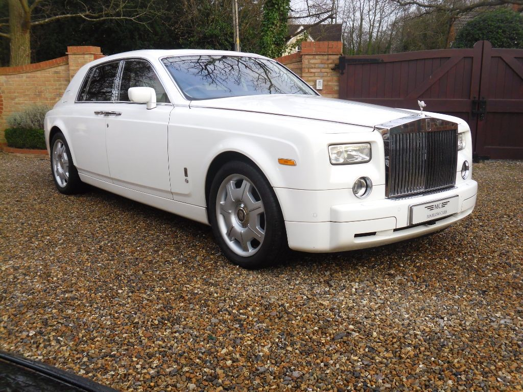 Rolls Royce Phantom Marlow Buckinghamshire 6421706 - Marlow Cars Ltd