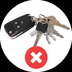 Bunch Of Keys Flat - Ben Greig Motors Limited