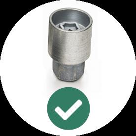 Locking Wheel Nut - Ben Greig Motors Limited