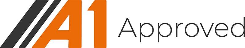 A1 Approved Logo - Voy Trade Centre