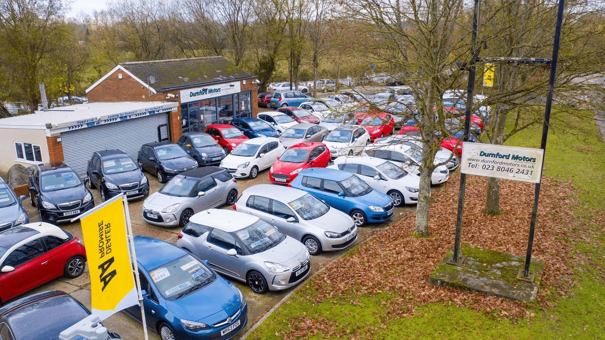 Welcome To Durnford Motors - Durnford Motors