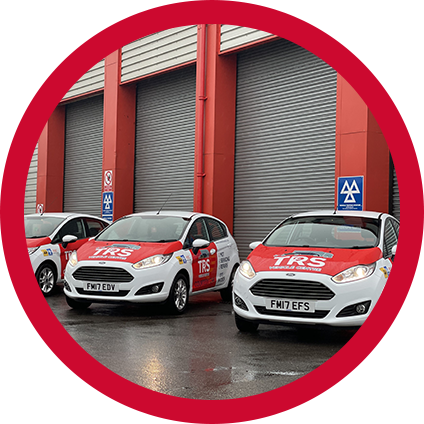 Trs About Us Circle 4 (2) - TRS Vehicle Centre Division of TRS Commercials