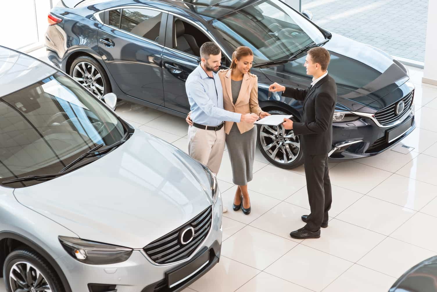 What can I do if I have outstanding finance on a car I have bought?