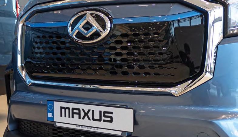 Maxus1 - Chadderton Motor Company
