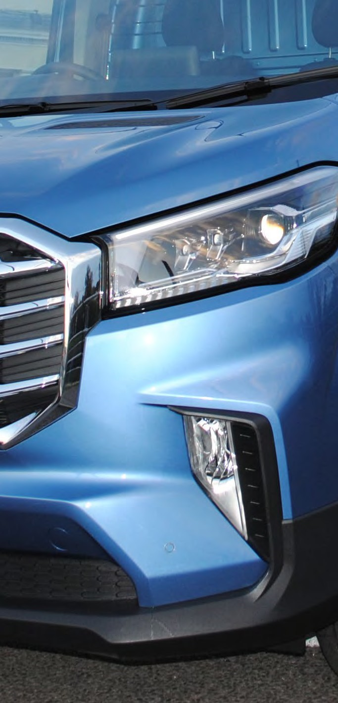 Maxus3 - Chadderton Motor Company