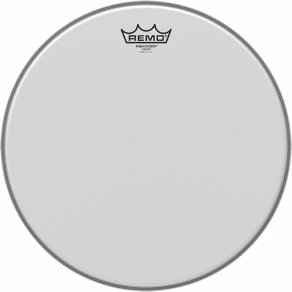 Remo Coated Ambassador 08 inch Drum Head-1888