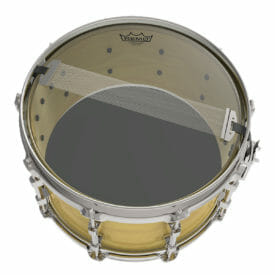 Remo Hazy Ambassador 10 inch Snare Side Drum Head-0