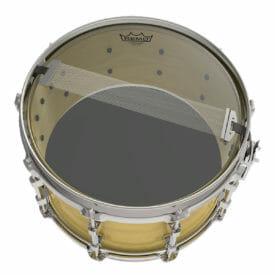 Remo Hazy Ambassador 12 inch Snare Side Drum Head-0