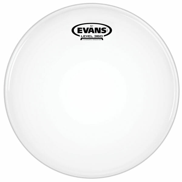 Evans G1 Clear 22 inch Bass Head-992