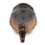 Evans EQ4 Clear 22 inch Bass Head-0