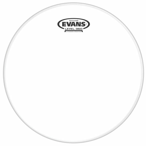 Evans G2 Clear 22 inch Bass Head-965
