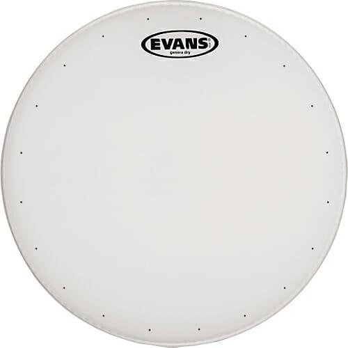 Evans Genera Dry 13 inch Snare Head-1061