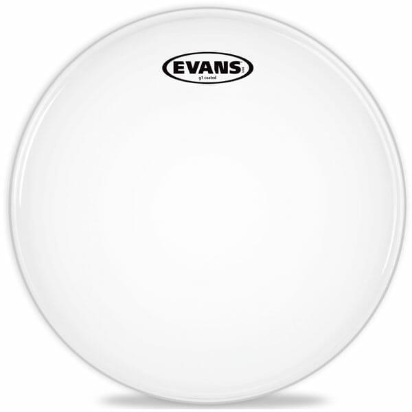 Evans G1 Coated 08 inch Tom Head-909