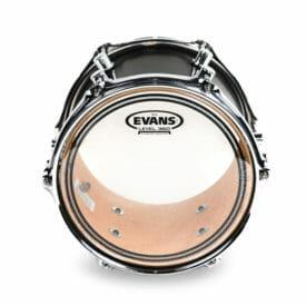 Evans EC2 SST Clear 14 inch Tom Head-0
