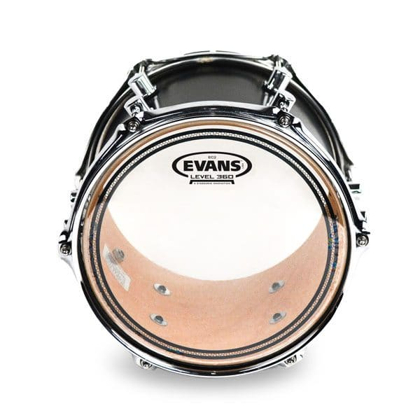 Evans EC2 SST Clear 18 inch Tom Head-0