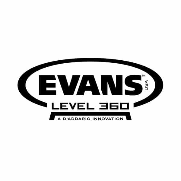 Evans G2 Clear Standard 12/13/16 Tom Head Pack-863