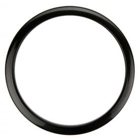 Bass Drum O's 4 inch Black-0