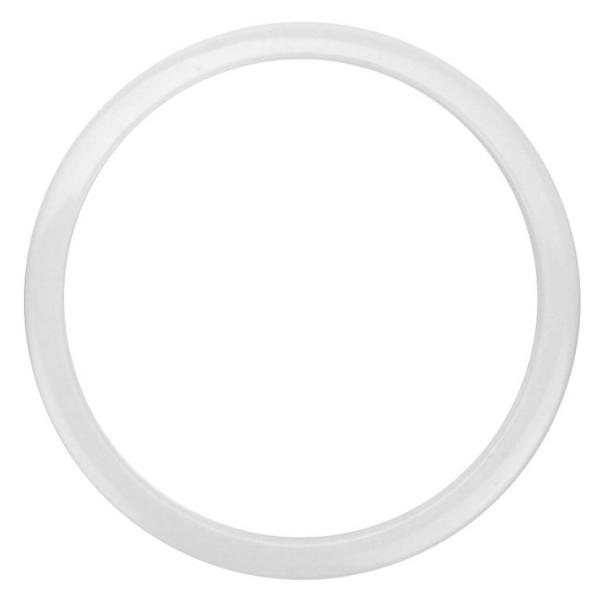 Bass Drum O's 6 inch White-0