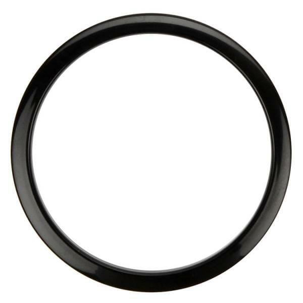 Bass Drum O's 6 inch Black-0