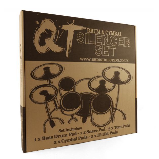 QT Silencer Pad 22 Fusion Set-1449