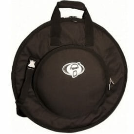 Protection Racket Deluxe Cymbal Bag w/Ruck Sack Straps-0