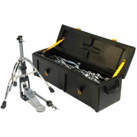 Hardcase Hardware Case 40x12x12 inch w/Wheels-1497