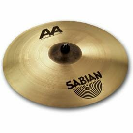 21 inch Sabian AA Raw Bell Dry Ride Brilliant-0