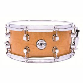 Mapex MPML3600C-NL MPX Maple Snare Drum 13x6 inch Natural-0