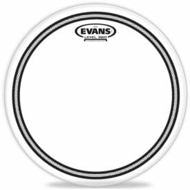 Evans EC2 SST Clear 12 inch Tom Head-927